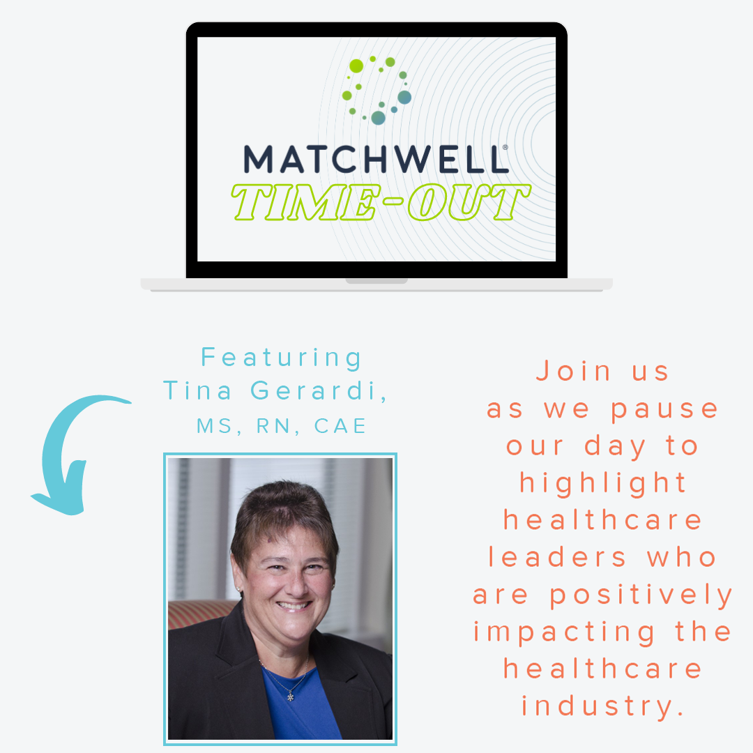 Matchwell Time-Out with Tina Gerardi - featured image