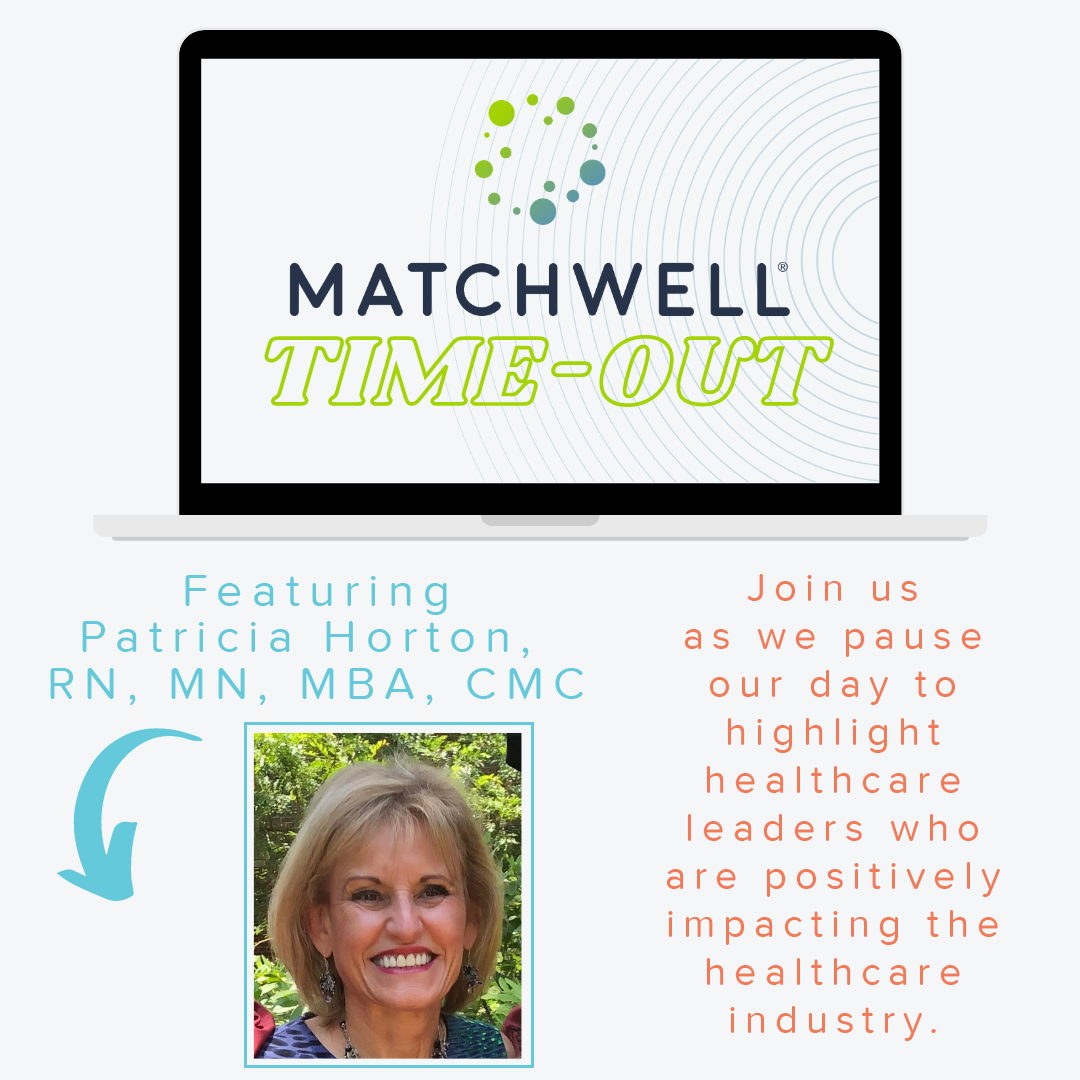 Matchwell Time-Out with Patricia Horton - featured image